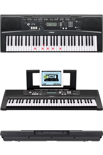 yamaha ez 220 portable keyboard. Black Bedroom Furniture Sets. Home Design Ideas