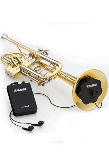 yamaha sb7x silent brass system for trumpet or cornet. Black Bedroom Furniture Sets. Home Design Ideas
