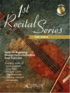 1st Recital Series: Viola: Book & CD  (Curnow)
