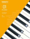 Trinity Piano Exam Pieces & Exercises 2018-2020 Grade 1 With CD & Teaching Notes