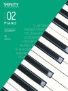 Trinity Piano Exam Pieces & Exercises 2018-2020 Grade 2 With CD & Teaching Notes