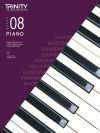 Trinity Piano Exam Pieces & Exercises 2018-2020 Grade 8 With CD & Teaching Notes