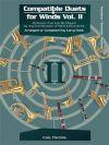 Compatible Duets For Winds Vol.II: Trombone/Euphonium  Bass Clef