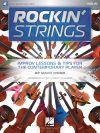 Rockin' Strings Violin Book & Audio Download