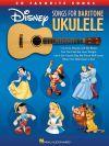 Disney Songs For Baritone Ukulele - 20 Favorite Songs