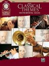 Easy Classical Themes Instrumental Solos: Violin Book & CD