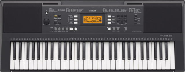 New Yamaha PSR-E343