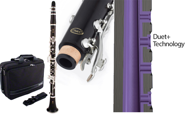 New Yamaha 450M clarinet