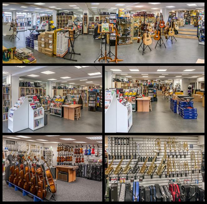 New showroom in Hove