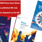New ABRSM Piano Music