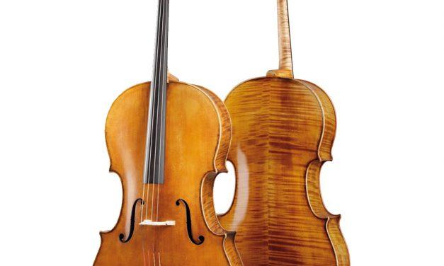 Cellos At Ackerman Music